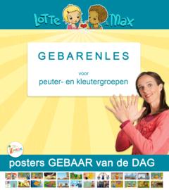 Postermap | 288 A4 posters | Gebaar van de dag