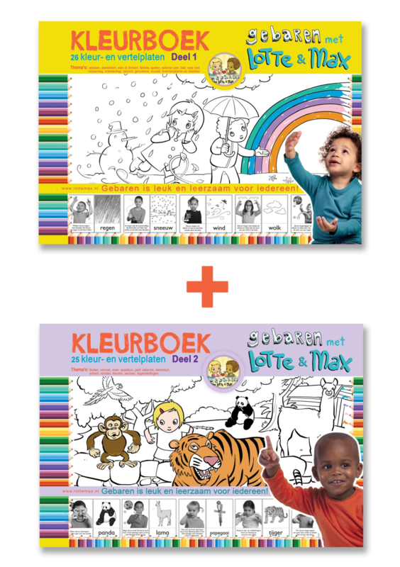Kleurblok XL