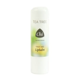 Tea tree lip balm