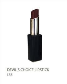 Lipstick kleur Devil's choice