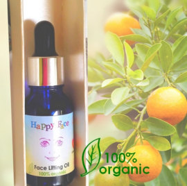 Happy face Beauty elixer Sinaasappel