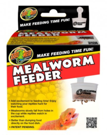 Mealworm Feeder