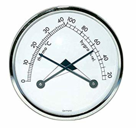 Dragon Thermo/Hygrometer