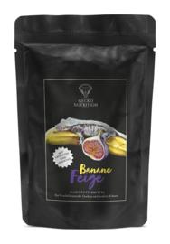 Gecko Nutrition banaan - vijg ( 50 gram )