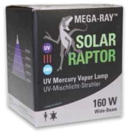 Solar Raptor UV straler 80 watt ( gratis verzending )