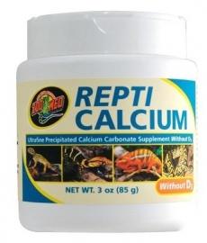 Repti Calcium ® zonder D3 ( 85 gram )