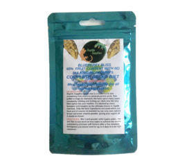 Reptile Supplies - Blueberry Bliss ( 60 gram )