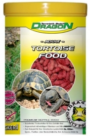 Tortoise Food Adult 100 g / 1 Liter Dragon Dry Reptile Food