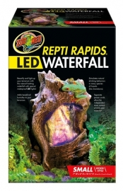 Repti Rapids® LED Waterfall - Small Wood