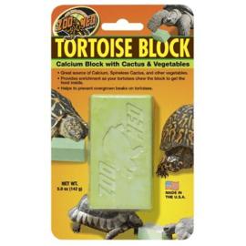 Zoo Med Tortoise Block (Mineral/Food/Play)
