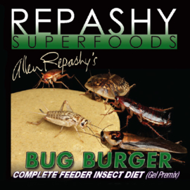 REPASHY BUG BURGER ( 2 kilo )