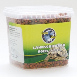 Eurozoo landschildpad mixvoer, adult, 1200 ml ( art. V 10151 )