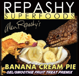REPASHY BANANA CREAM PIE ( 85 GRAMM )