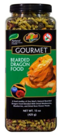 Gourmet Bearded Dragon Food 383 gram
