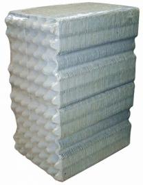Eierkarton 30 x 30 cm  ( 20 stuks )