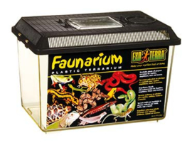 Exo-Terra Faunabox Medium - 30 x 19,5 x 20,5 cm