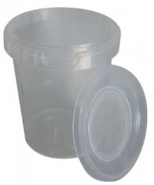 Fruitvlieg potjes 510 ml ( 10 stuks )