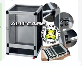 ALU-CAGE 45 x 45 x 80 ( lengte x Breedte x Hoogte )