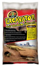 Zoo Med Excavator Clay Burrowing Substrate,  9 kg
