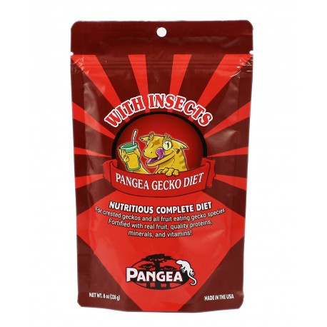 Pangea Fruit Mix Complete With Insects 57 gram
