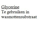 Glycerine - 100% plantaardig - (food grade) 100 ml