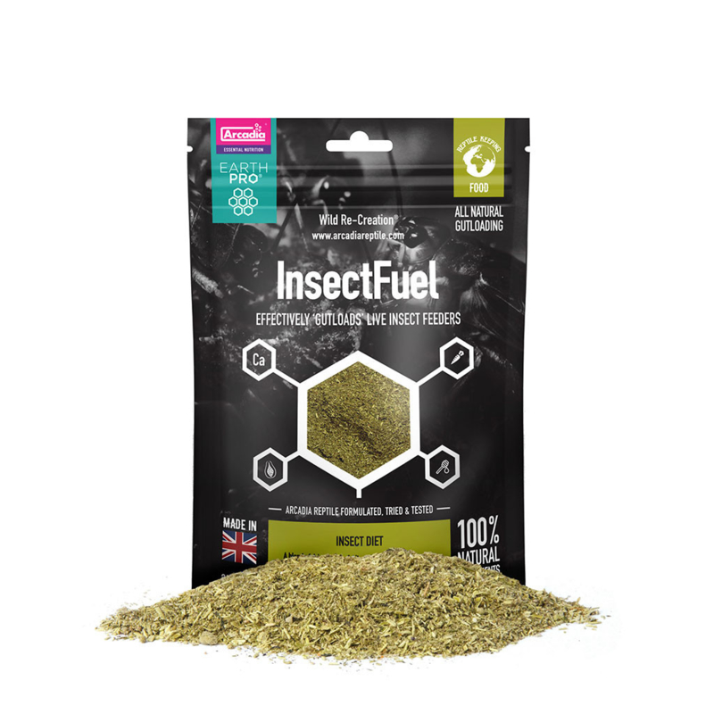 Earth PRO Insectfuel Insect Feed - 50 gram