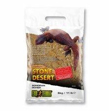 Exo Terra Stone Desert Substraat Sonoran Ocher Oker 5 kg