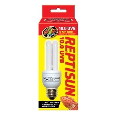 ReptiSun 10.0 Mini Compact Fluorescent 13 w