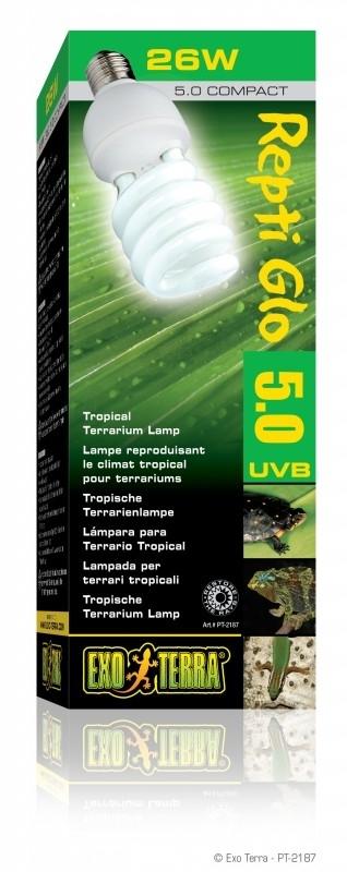 ReptiGlo 5.0 Compact 26W (PT-2187)