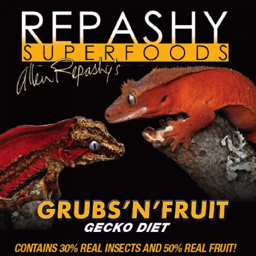 REPASHY GRUBS & FRUITS ( 2 Kilo  )