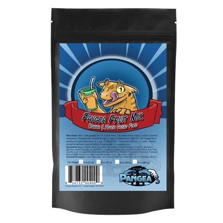 Pangea Fruit Mix banana / Papaya 454 gram