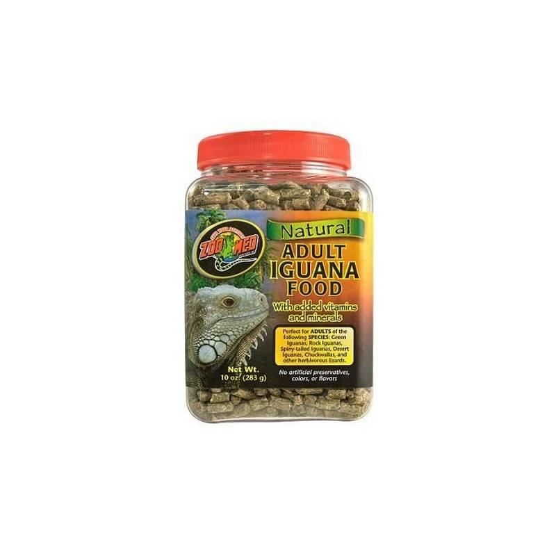 Zoo Med Natural Iguana Food Adult, 567 gram