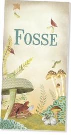 Geboortekaartje Fosse | Herfstlandschap