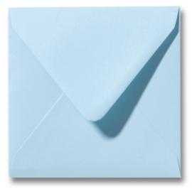 laguneblauwe enveloppen
