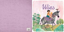 Geboortekaartje Wies | tweede kindje zebra meisje