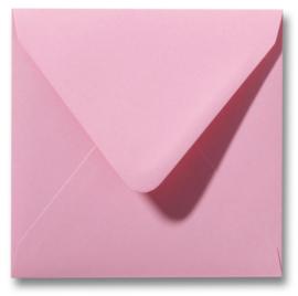 donkerroze enveloppen