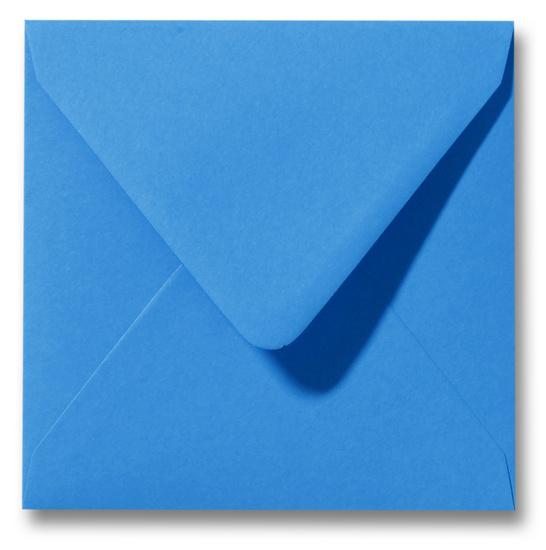koningsblauwe enveloppen