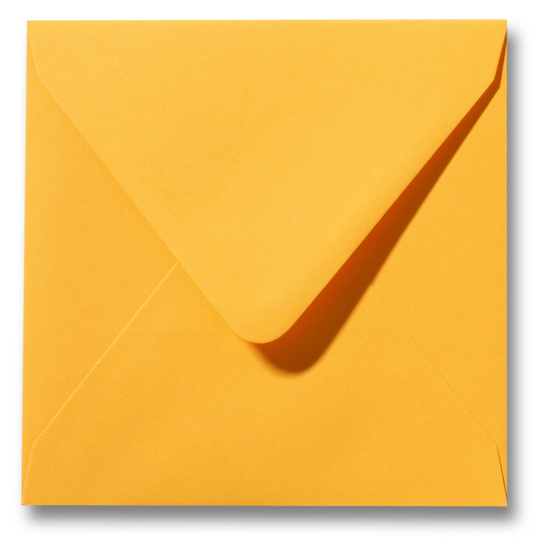 goudgele enveloppen