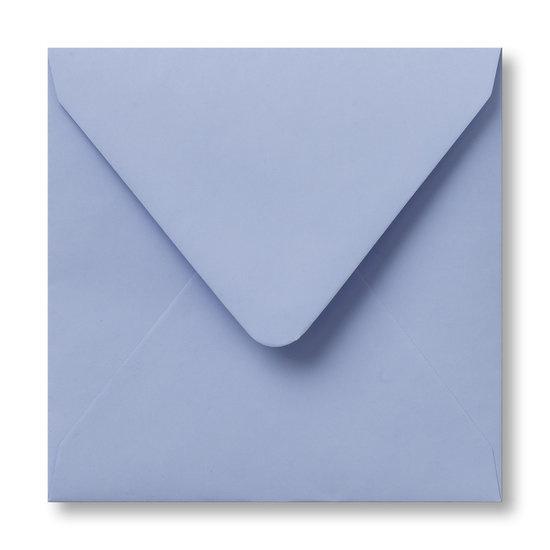 babyblauwe enveloppen