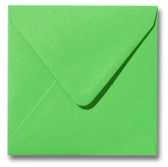 weidegroene enveloppen