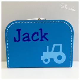 Koffertje voor Jack