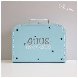 Koffertje voor Guus