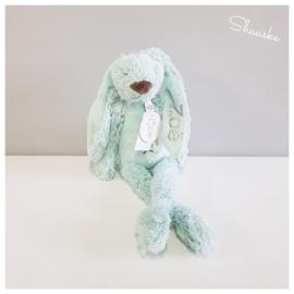 Nr. 6 Happy Horse knuffel konijn met naam