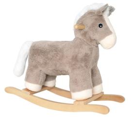 Houten Hobbelpaard met naam | Hobbelpaard Pluche met naam | Jabadabado Horse