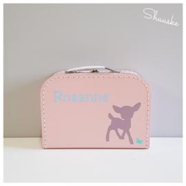 Koffertje voor Rozanne