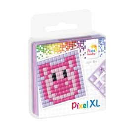 Pixelhobby FUN pakketje - varken