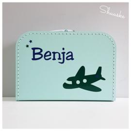 Koffertje voor Benja