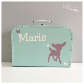 Koffertje voor Marie