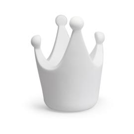 Royal Kroon nachtlampje met naam | Atelier Pierre Nachtlampje - Wit