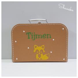 Koffertje voor Tijmen